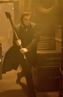 Abraham Lincoln: Vampire Hunter Photo 17