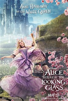Alice Through the Looking Glass Photo 39
