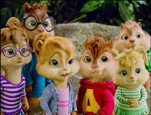 Alvin and the Chipmunks: Chipwrecked Photo 4