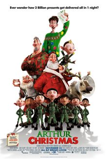 Arthur Christmas Photo 31