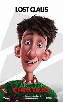 Arthur Christmas Photo 33 - Large