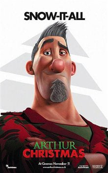 Arthur Christmas Photo 35