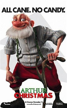 Arthur Christmas Photo 37