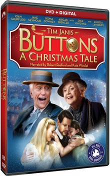 Buttons: A Christmas Tale Photo 1