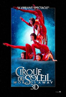 Cirque du Soleil: Worlds Away  Photo 11