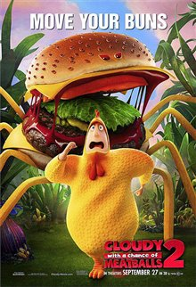 Cloudy with a Chance of Meatballs 2 Photo 8 - Large