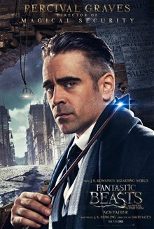 Fantastic Beasts and Where to Find Them Photo 50