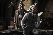 Fantastic Beasts: The Crimes of Grindelwald Photo 93