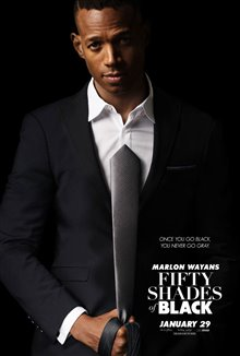 Fifty Shades of Black Photo 4