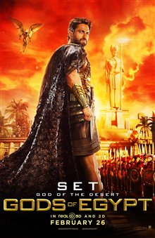 Gods of Egypt Photo 14