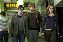 Harry Potter and the Deathly Hallows: Part 1 Photo 1
