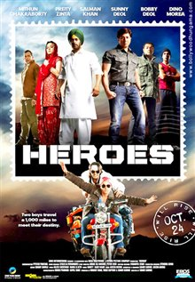 Heroes Photo 1 - Large
