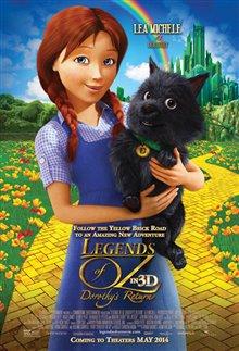 Legends of Oz: Dorothy's Return Photo 2