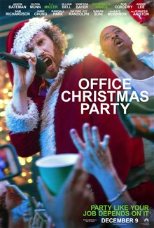 Office Christmas Party Photo 9