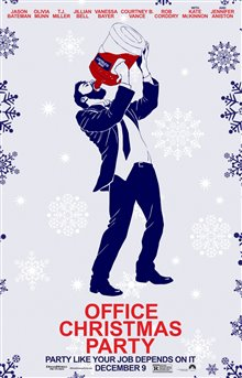 Office Christmas Party Photo 19