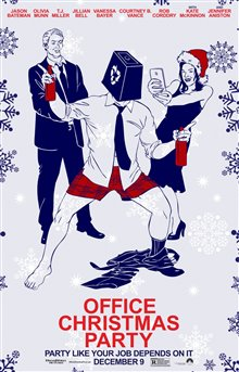 Office Christmas Party Photo 25