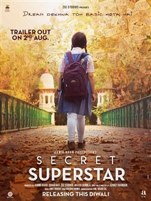 Secret Superstar (Hindi w/e.s.t.) Photo 1