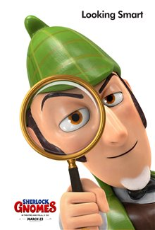 Sherlock Gnomes Photo 36