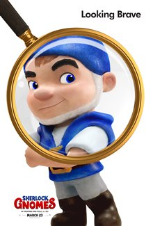 Sherlock Gnomes Photo 40