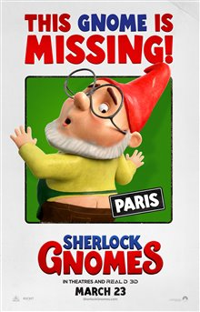 Sherlock Gnomes Photo 42