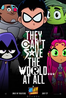 Teen Titans GO! to the Movies Photo 20