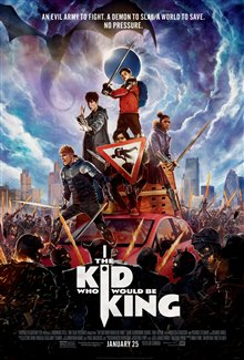 The Kid Who Would Be King Photo 8