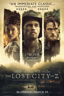 The Lost City of Z Photo 24