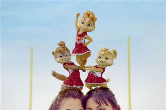 Alvin and the Chipmunks: The Squeakquel Photo 2 - Large