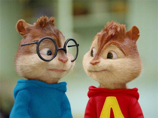 Alvin and the Chipmunks: The Squeakquel Photo 16 - Large