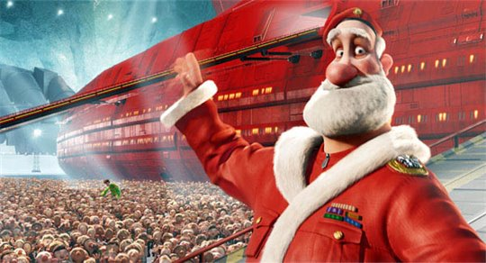 Arthur Christmas Photo 5 - Large