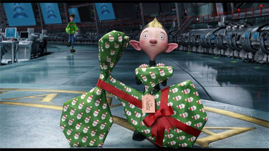 Arthur Christmas Photo 7 - Large