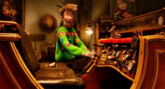 Arthur Christmas Photo 9 - Large