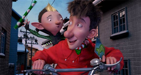 Arthur Christmas Photo 11 - Large