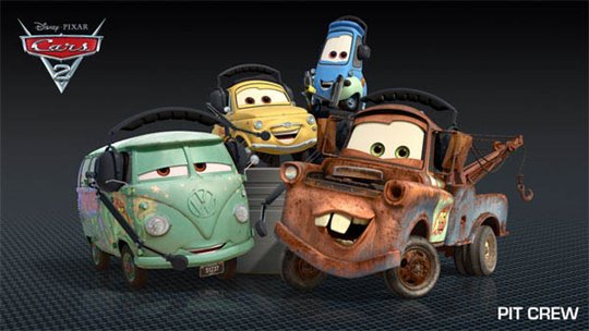 Cars 2 Photo 23 - Large