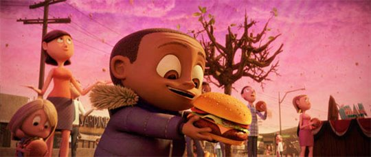 Cloudy with a Chance of Meatballs Photo 11 - Large