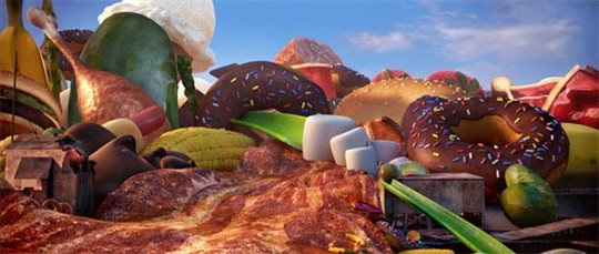 Cloudy with a Chance of Meatballs Photo 31 - Large