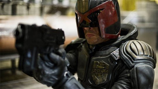 Dredd Photo 8 - Large