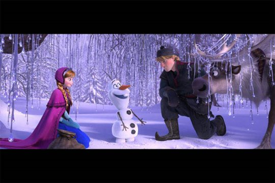Frozen Photo 20 - Large