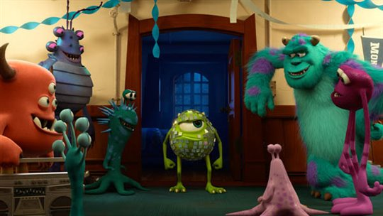 Monsters University Photo 1 - Large
