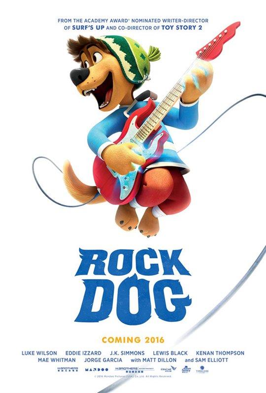 Rock Dog Photo 1 - Large