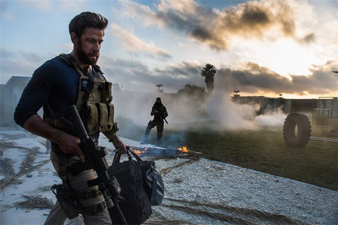 13 Hours: The Secret Soldiers of Benghazi Photo 10 - Large