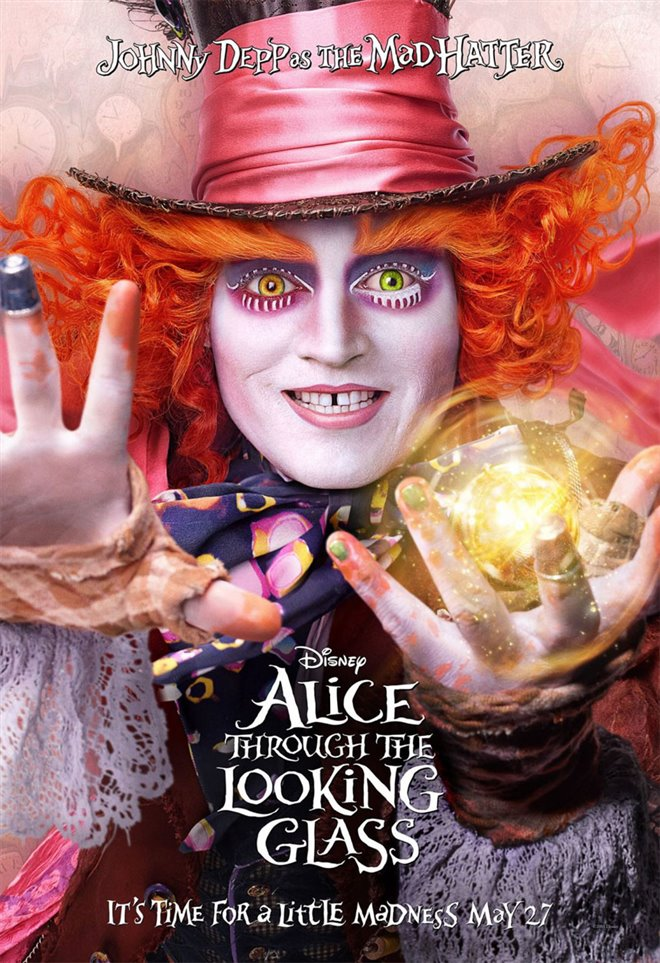 Alice Through the Looking Glass Photo 33 - Large