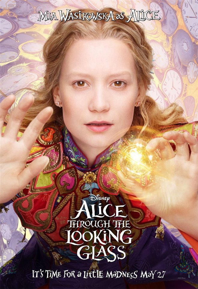 Alice Through the Looking Glass Photo 35 - Large