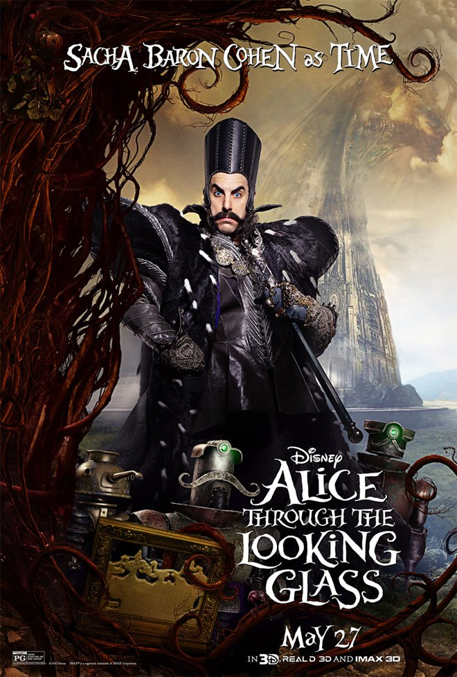 Alice Through the Looking Glass Photo 41 - Large