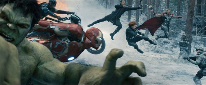 Avengers: Age of Ultron Photo 32 - Large
