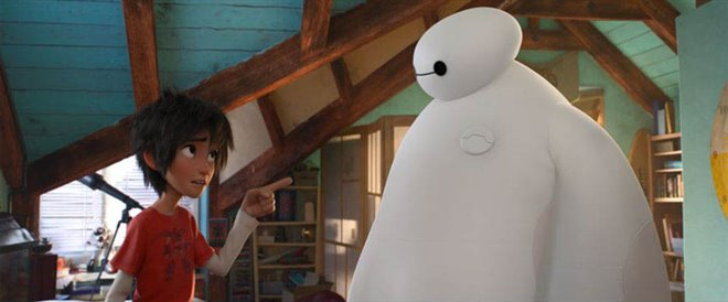 Big Hero 6 Photo 8 - Large