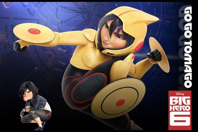 Big Hero 6 Photo 22 - Large