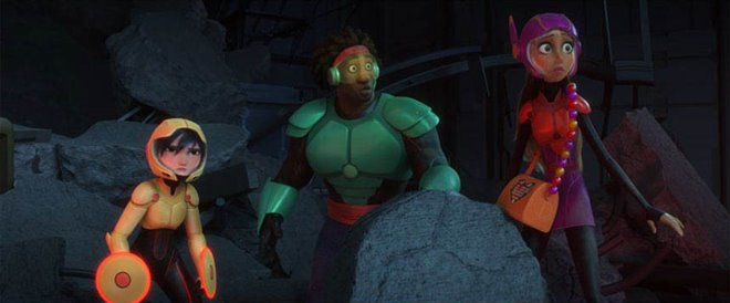 Big Hero 6 Photo 26 - Large