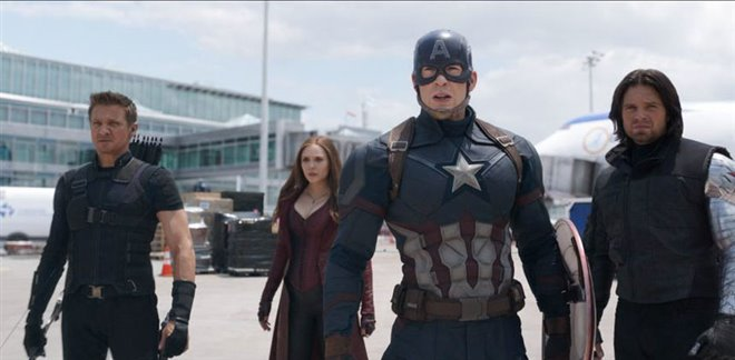 Captain America: Civil War Photo 2 - Large