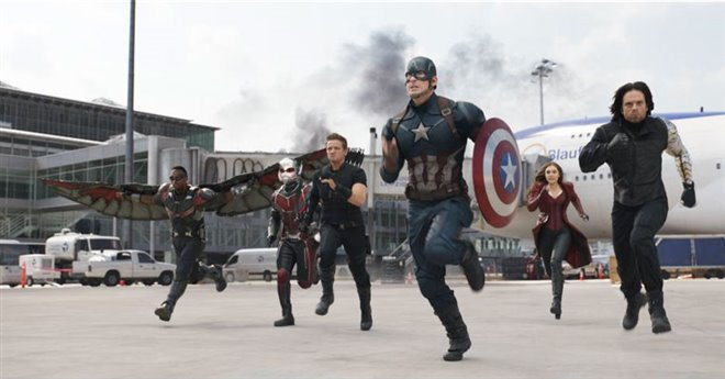 Captain America: Civil War Photo 12 - Large
